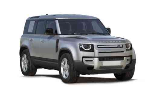 Land Rover Defender 110  Sd4 D Auto 7seat 2.0 Diesel