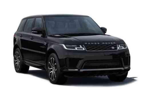 Range Rover Sport  Pe Hse Dynamic Black Auto 2.0 Plug In Hybrid Petrol