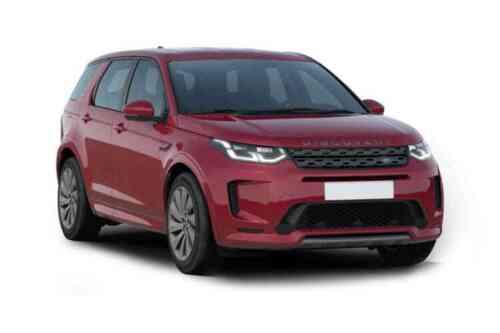 Land Rover Discovery Sport  D R-dyn Spl Auto 5seat 2.0 Diesel