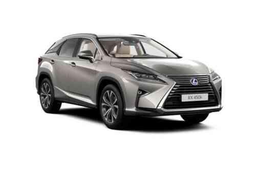 Lexus Rx 450h  Luxury Panoramic Roof E-cvt 3.5 Hybrid Petrol