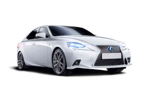 Lexus Is 200t  F-sport Premier Sunroof Auto 2.0 Petrol