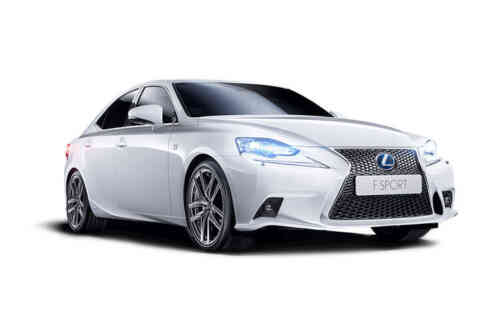 Lexus Is 300h Saloon  Sport 2.5 Hybrid Petrol