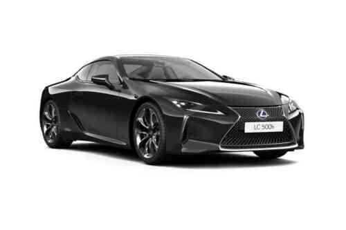 Lexus Lc 500h 2 Door Coupe  Auto 3.5 Hybrid Petrol