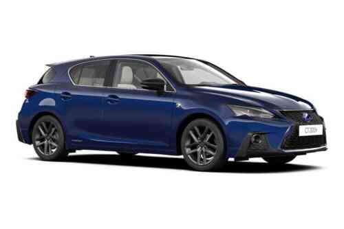 Lexus Ct 200h 5 Door  Luxury Leather Premium Nav E-cvt 1.8 Hybrid Petrol