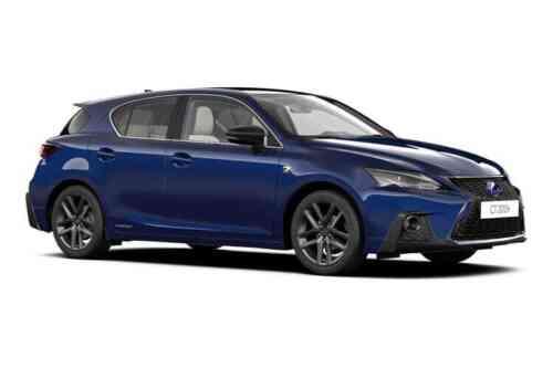 Lexus Ct 200h 5 Door  F-sport Premium Nav E-cvt 1.8 Hybrid Petrol