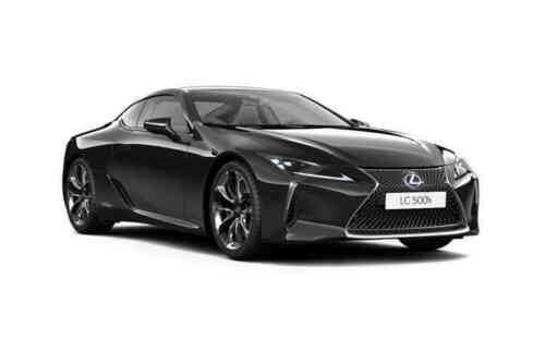Lexus Lc 500 2 Door Coupe  Limited Edition Auto 5.0 Petrol