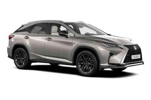 Lexus Rx 450h L  Luxury Sunroof E-cvt 3.5 Hybrid Petrol
