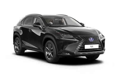 Lexus Nx 300h Estate  Premium Leather E-cvt 2.5 Hybrid Petrol