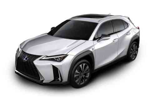 Lexus Ux 250h  Premium Pack Tech+safety Sunroof Cvt 2.0 Hybrid Petrol