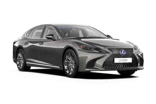 Lexus Ls500h 4 Door Saloon  E-cvt Rwd 3.5 Hybrid Petrol