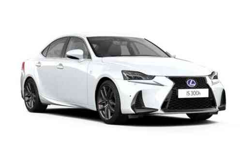 Lexus Is 300h Saloon  2.5 Hybrid Petrol