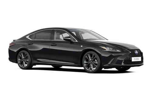 Lexus Es 300h Saloon  F Sport E-cvt 2.5 Hybrid Petrol