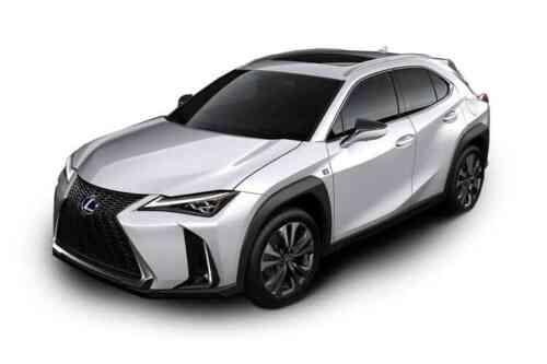 Lexus Ux 250h  Premium Pk/tech/safety Sunroof Cvt 2.0 Hybrid Petrol