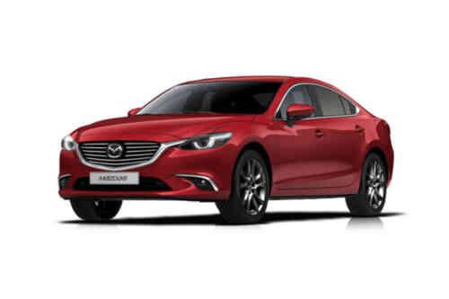 Mazda 6 4 Door Saloon  Se-l Nav 2.0 Petrol