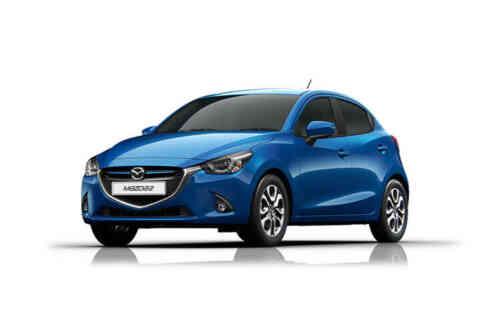 Mazda 2 5 Door Hatch  Se-l Nav 1.5 Petrol