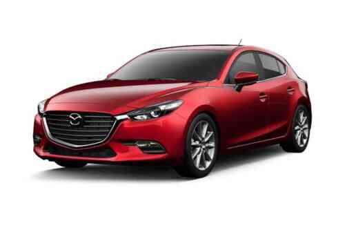 Mazda 3 5 Door Hatch  Se Nav Auto 2.0 Petrol