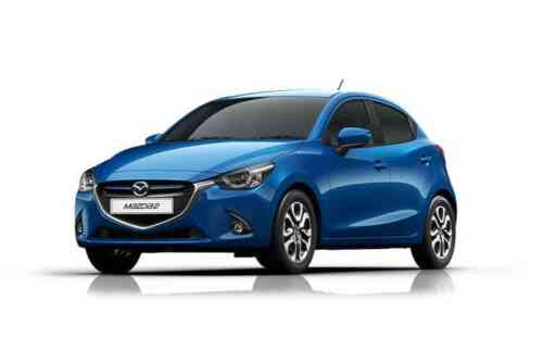 Mazda 2 5 Door Hatch  Gt Sport Nav+ 1.5 Petrol