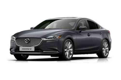 Mazda 6 4 Door Saloon D Skyactiv-d Sport Nav+ 2.2 Diesel