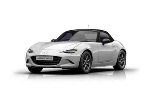 Mazda Mx-5 2 Door Convertible Sav-g  Se-l Nav+ 1.5 Petrol