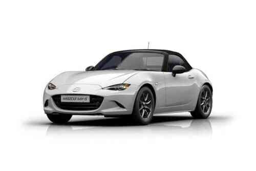 Mazda Mx-5 2 Door Convertible Sav-g  Se-l Nav+ 2.0 Petrol