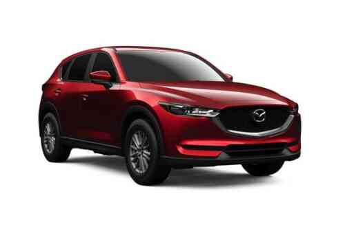 Mazda Cx-5 5 Door  Sport Nav+ Safety Pack 2wd Auto 2.0 Petrol