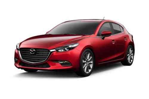 Mazda 3 5 Door Hatch D Skyactiv-d Se-l Auto 1.8 Diesel