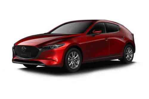 Mazda 3 5 Door Hatch  Sav-g Mhev Sport Lux 2.0 Petrol