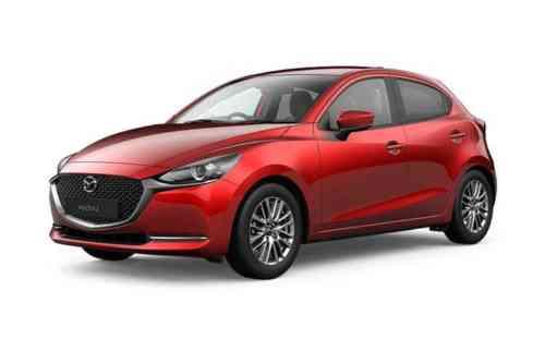 Mazda 2 5 Door Hatch  Skyactiv-g Mhev Sport Nav 1.5 Petrol
