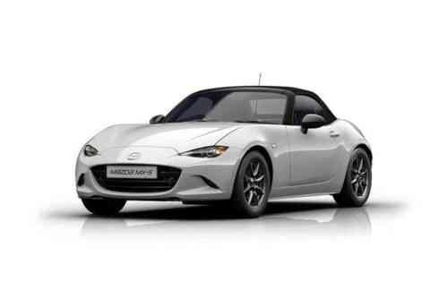 Mazda Mx-5 2 Door Convertible Sav-g  Se-l 1.5 Petrol