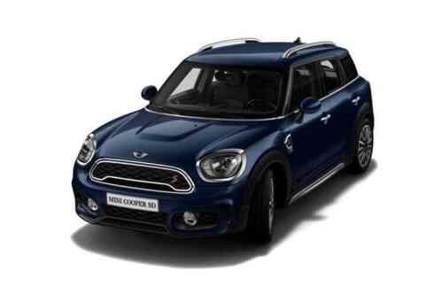 Mini Countryman  Cooper Auto 1.5 Petrol
