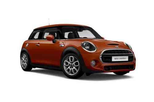 Mini Hatch 3 Door  Ii Cooper 1.5 Petrol