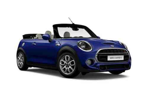 Mini Convertible  Ii Cooper Nav Plus 1.5 Petrol