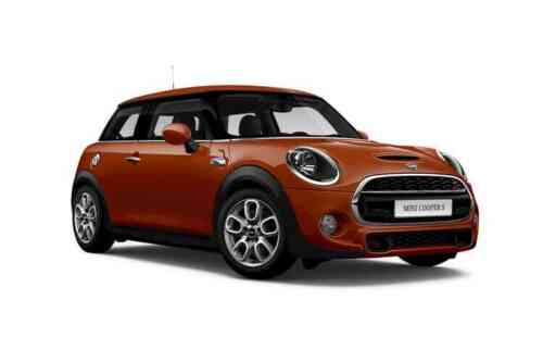 Mini Hatch 3 Door  Cooper Classic Comfort Nav Pack 1.5 Petrol