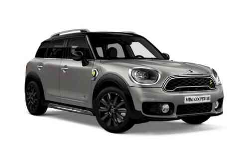 Mini Countryman  Cooper S E All4 Exclusive Comfort Pack 1.5 Plug In Hybrid Petrol