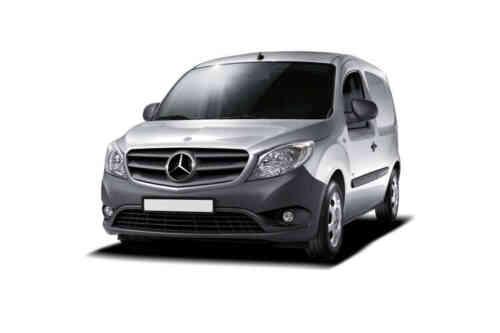 Mercedes Citan Van 109 Cdi  Long 1.5 Diesel