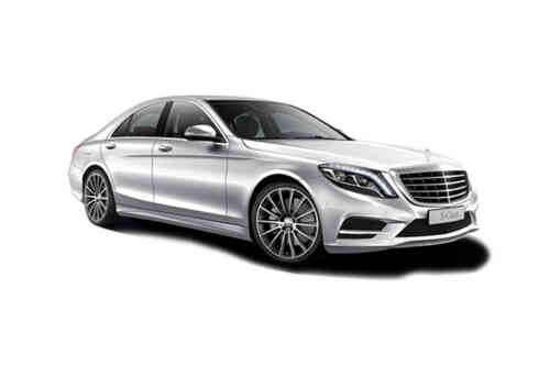 Mercedes S500 Coupe  Amg Line 9g Tronic 4.7 Petrol