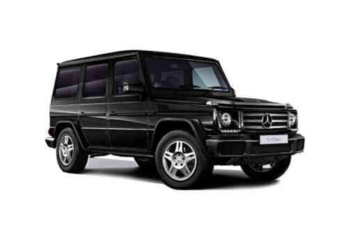 Mercedes G63 5 Door Estate  Amg 7g-tronic 5.5 Petrol