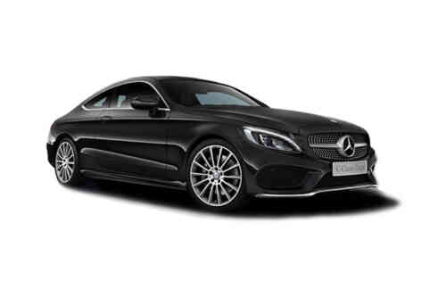 Mercedes C200 Coupe  Amg Line 2.0 Petrol