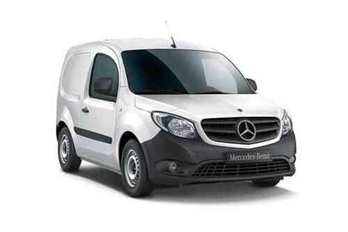Mercedes Citan Van 112  Long 6g-dct 1.2 Petrol