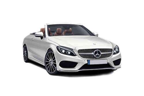 Mercedes C200 Cabriolet  Amg Line 2.0 Petrol