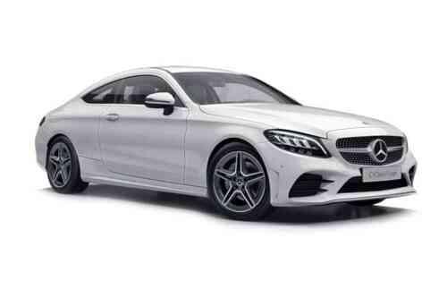 Mercedes C200 Coupe  Amg Line Auto 4matic 2.0 Petrol