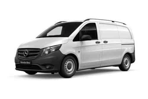 Mercedes Vito Van 116 Cdi  Extra Long 7g-tronic Plus 2.1 Diesel