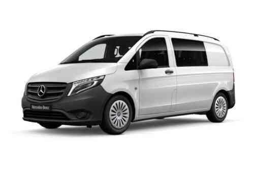 Mercedes Vito Crew Van 119 Cdi  Extra Long 7g-tronic Plus 2.1 Diesel