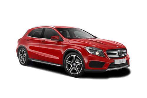 Mercedes Gla200 5 Door  Se Executive 1.6 Petrol
