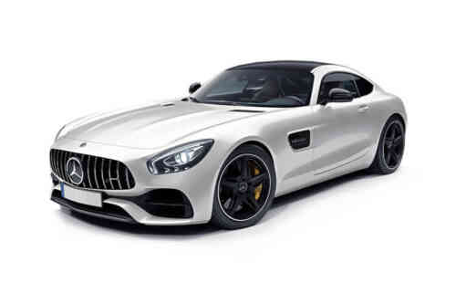Mercedes 2 Door Coupe  V8 Amg Gt C Edition Auto 4.0 Petrol