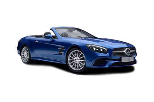 Mercedes Sl500 Roadster  Amg Line Premium 9g-tronic Plus 4.7 Petrol