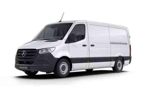Mercedes 214cdi Sprinter Van T L2h1 Fwd 3.0 Diesel
