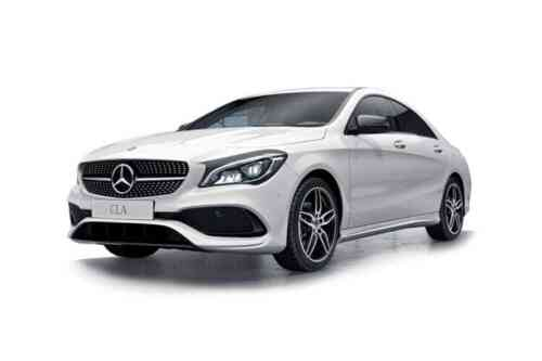 Mercedes Cla 220 Coupe  Amg Line Premium Plus Auto 2.0 Petrol