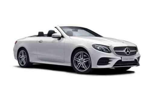 Mercedes E350 Cabriolet  Amg Line Premium Auto 2.0 Petrol