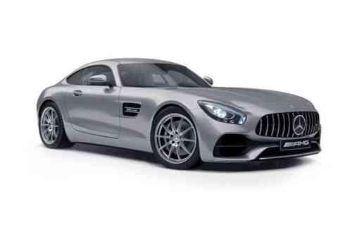 Mercedes 2 Door Coupe  Amg Gt Auto 4.0 Petrol